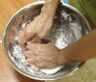 米粉だんご⑥